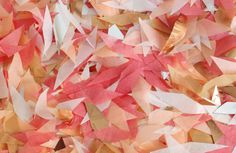 NEW Confetti-Pink/Peach & Powder. from CONFETTISYSTEM, the awesomest thing ever.