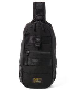 POLO RALPH LAUREN Polo Ralph Lauren Men's Military Sling Bag. #poloralphlauren #bags #shoulder bags #hand bags #nylon #