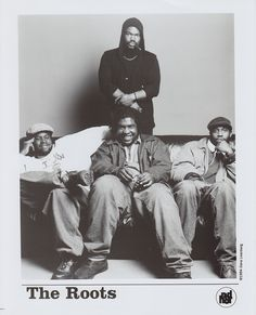 The Roots crew