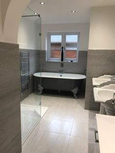 Bathrooms, Bathtub, Standing Bath, Bath Tub, Bathroom, Bathtubs, Bath