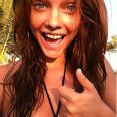 Natural beauty, Barbara Palvin