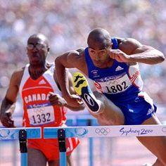 Colin Jackson  110 M haies Royaume-Uni