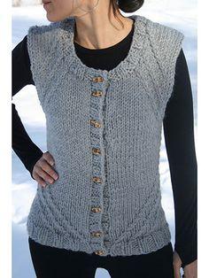 Knitting Pattern Central Vests : 1000+ images about Knitting Vest Pattern Downloads on ...