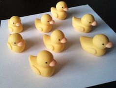 12-Fondant-Duck-Cake-Cupcake-Topper-12-Ducks