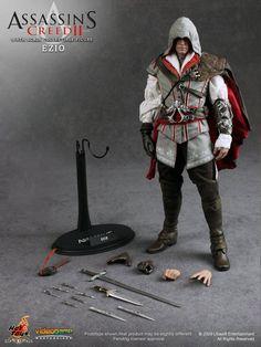 Hot Toys – VGM12 – Assassin's Creed II: Ezio (NEW PICS) - OSW: One Sixth Warrior Forum