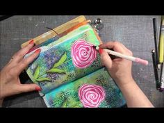 Beauty Without Art Journal Page - YouTube