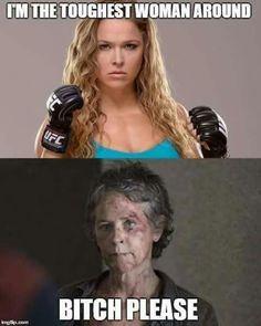 Rock on Carol!