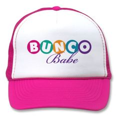 Hats for Bunco Group @Tiffany Patrilla Laux @Amie Galvan  if we every decide to play bunco on game night!  lol