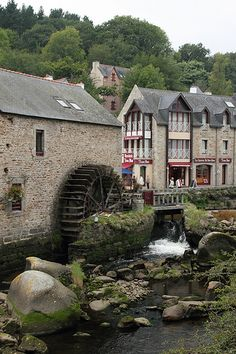 Pont Aven ~ Brittany
