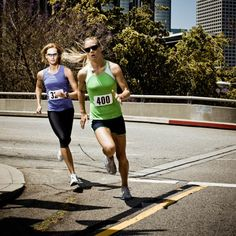 3 Workouts to Run Your Fastest5K