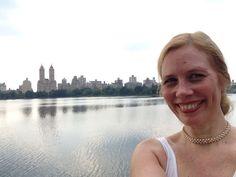 Marco perfecto Central Park