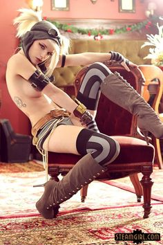 The Alluring Steampunk & Goth Babes Compilation of The Grizzled Monarch because they are the hottest treat or prepare in a certain way, in particular according The Grizzled Monarch Expert in the Feminine Body Structure