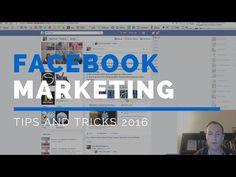 Facebook Marketing Tips 2016 | 1 Secret but Powerful Facebook Marketing Tip | MyOnlineBiz4U2