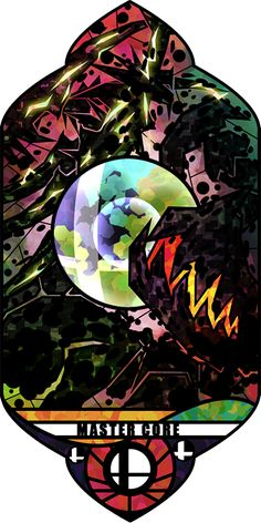 Smash Bros - Master Core by Quas-quas on deviantART Video Game Art, Video Games, Super Smash Bros 3ds, Yoshi, Princess Toadstool, I Love Games, Nintendo Characters, Game 3, Geek Culture