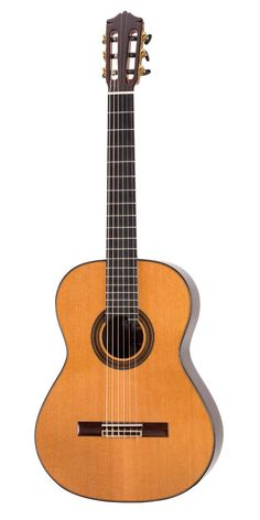 "Free shipping Full Solid 39"" Spanish guitar,Solid Cedar Top/Solid Rosewood Body,Acoustic guitarras+hard case Classical guitar"