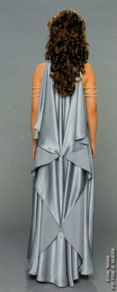 star wars costume ideas  Need to curl my hair like this!