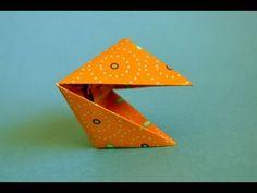 ▶ Origami Snapper Instructions: www.Origami-Fun.com - YouTube