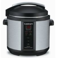 Cuisinart Electric Pressure Cooker Amazon Deal – ONLY $75!! We have a HOT Amazon Deal on the Cuisinart 6 quart Electric Pressure Cooker for you this morning!  Right now, you can score this for  ...