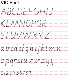 21 Best writing and alphabet images in 2017 | Cursive ...