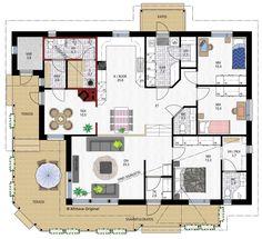 Ruusu 137 » Yksilölliset, korkealaatuiset talopaketit osaavasti, edullisesti, nopeasti ja toimitusvarmasti