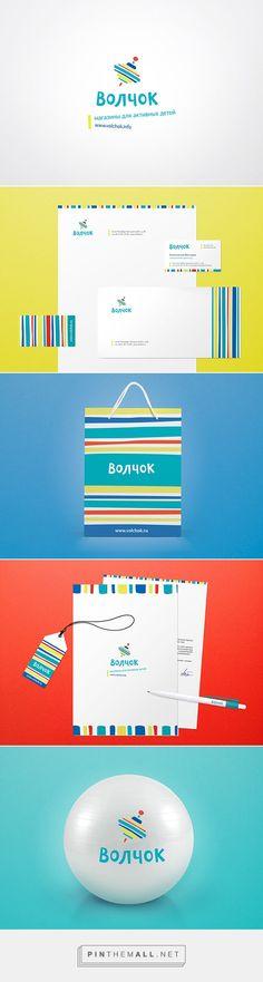 Волчок on Behance   Fivestar Branding – Design and Branding Agency & Inspiration Gallery