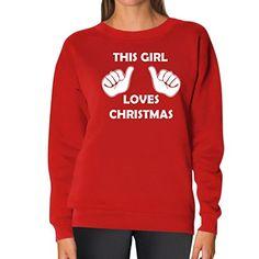 TeeStars Women's - This Girl Loves Christmas Sweatshirt XX-Large Red TeeStars http://smile.amazon.com/dp/B00NB0PVDW/ref=cm_sw_r_pi_dp_U4iJub166604W