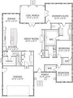2 story polebarn house plans | Two-Story Home Plans – House Plans ...