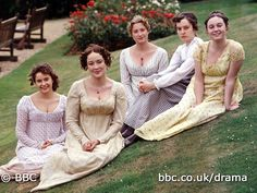 Conversely, some productions do realize its importance; the nineties BBC revision of Pride and Prejudice was a lavish production featuring Colin Firth and Jennifer Ehle. Description from mostlyfilm.com. I searched for this on bing.com/images