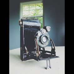 .@Brandy Ford | #Vintage camera #vscocam @fPOE #julyphotochallengefpoe