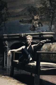 Tilda Swinton: There is something insane about a lack of doubt. Doubt, to me anyway, is what makes you human, and without doubt even the righteous lose their grip not only on reality but also on their humanity.