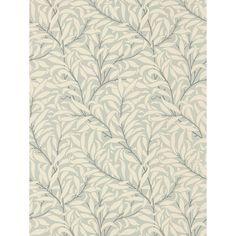 Buy Morris & Co Pure Willow Bough Wallpaper Online at johnlewis.com