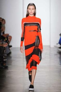 Parsons MFA Fashion Design & Society - Spring 2016 RTW - The Cut  with <3 from JDzigner www.jdzigner.com