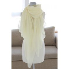Sweet Fresh Solid Color Scarf For Women, COLOR ASSORTED in Scarves | DressLily.com