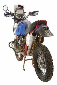 """R 100 GS """"Dakar Power"""""""
