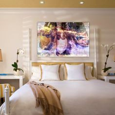 Contemporary Bedroom photo by AllModern