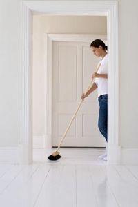 Homemade Baseboard Cleaner