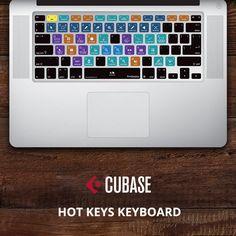 Steinberg Cubase Keyboard Cover