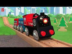 Hape | Holzspielzeug Lok-Set - YouTube Cars Birthday Parties, Cute Baby Animals, Cute Babies, Monster Trucks, Racing, Vehicles, Youtube, Makeup List, Tattoo Female