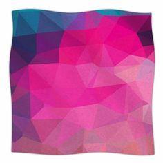 "East Urban Home Oriana Cordero Poly Sunrise Fleece Throw Size: 50"" W x 60"" L"