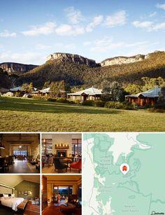 Emirates Wolgan Valley Resort & Spa (Lithgow, Australie)