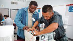 Puente Learning Center - Veterans Job Training Veteran Jobs, Central Library, Training Classes, Learning Centers, Bridges