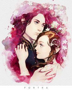 Fëanor and Nerdanel