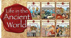 Life in the Ancient World series - Bringing ancient civilizations to life