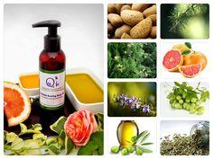 ✔ QI Cosmetics   Cosmetice organice, naturale, eficiente. www.qicosmetics.ro  #qicosmetics #natural #bio #madeinRomania Un ulei pentru masaj anticelulitic special formulat pentru a tonifia corpul si reduce aspectul inestetic al celulitei. Pielea este hranita, hidratata si are o stralucire sanatoasa. Reface elasticitatea tesuturilor. Organic Skin Care, Natural Skin Care, Prevent Wrinkles, Skin So Soft, Skin Care Tips, Healthy Skin, Great Recipes, Skin Tips, Healthy Skin Tips