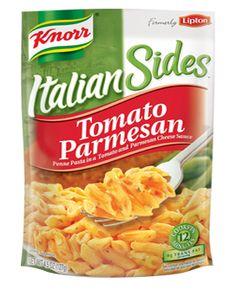 Knorr Italian Sides Four Cheese Pasta 4 1 Oz