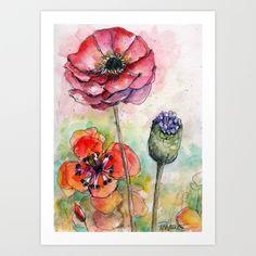 Morning Light Art Print by Kathleen Pequignot Fine Art - $20.80