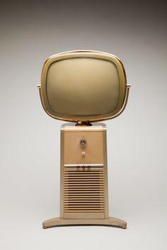 Philco Predicta 4654 Pedestal television 1959