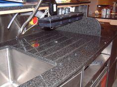 Granite worktop