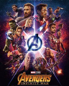 Nuevo póster de #infinitywar