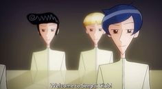 Senpai club